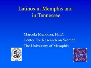 Latinos in Memphis
