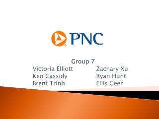 Group  7 Victoria  ElliottZachary  Xu Ken CassidyRyan Hunt Brent TrinhEllis Geer