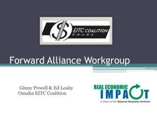 Forward Alliance Workgroup