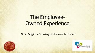 The  Employee-Owned Experience