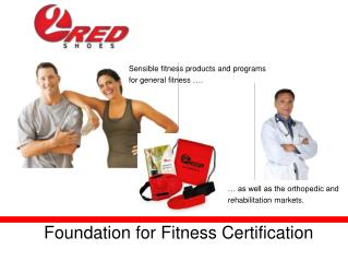 Foundation for Fitness Certification