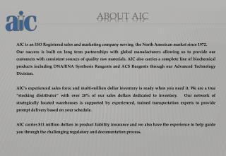About aic