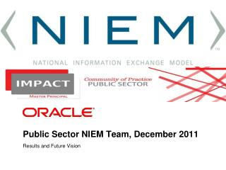 Public Sector NIEM Team, December 2011