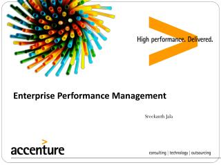 Enterprise Performance Management