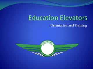 Education Elevators