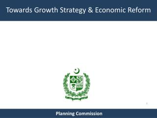 Towards Growth Strategy & Economic Reform