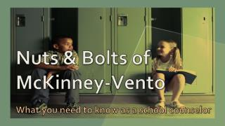 Nuts & Bolts of McKinney-Vento