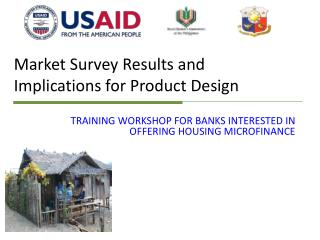 Market Survey Results and  Implications for Product Design
