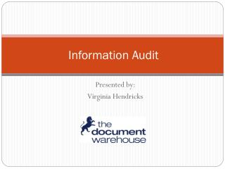 Information Audit