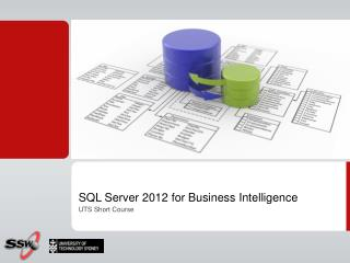 SQL Server 2012 for Business Intelligence