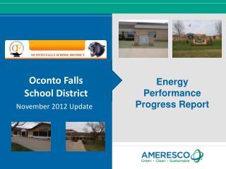 Oconto Falls School District