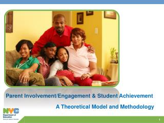 Parent Involvement/Engagement & Student Achievement