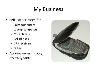 My Business