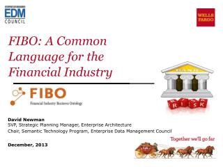 FIBO: A Common Language for the Financial Industry