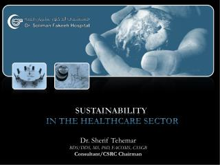 Sustainability in the Healthcare Sector