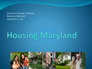 Housing Maryland