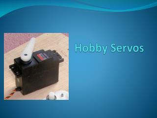 Hobby Servos
