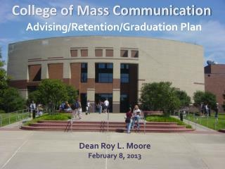 College of  Mass Communication