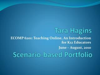 Tara Hagins