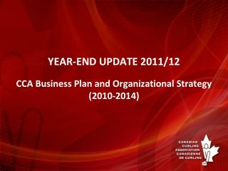 YEAR-END UPDATE 2011/12