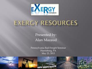 Exergy  Resources