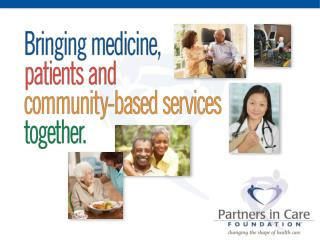 Opening the door to partnerships with healthcare organizations