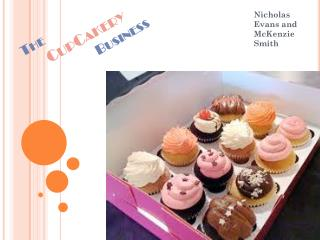 The   CupCakery       Business