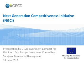 Next Generation Competitiveness Initiative (NGCI)