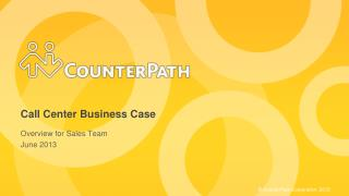 Call Center Business Case