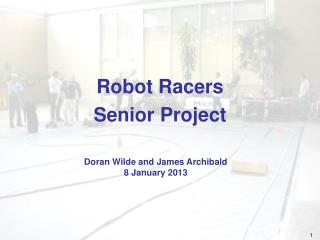 Robot Racers Senior Project
