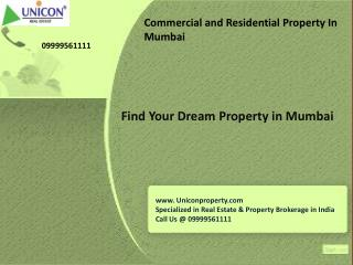 property in mumbai | call at 09999561111