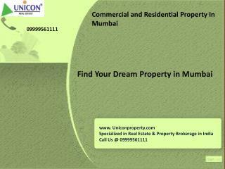 property in mumbai | call at 09999561111