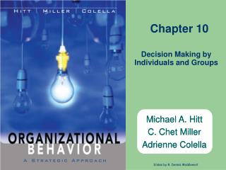 decision making by individuals and groups