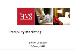 Credibility Marketing