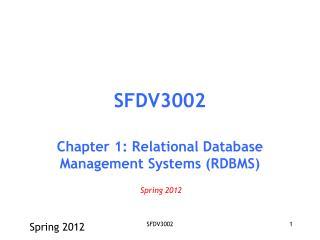 SFDV3002