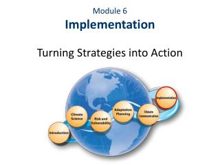 Module 6  Implementation