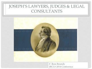 Joseph's Lawyers,  Judges & Legal Consultants