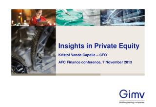 Insights in Private Equity