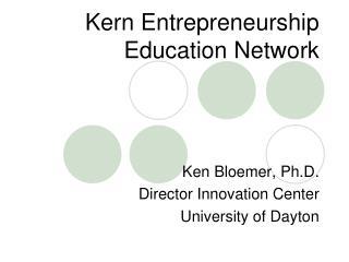 Kern Entrepreneurship Education Network