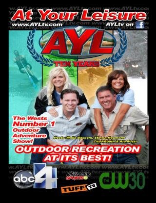 At Your Leisure is a program all about families and their outdoor adventures. It's time for your organization to join i