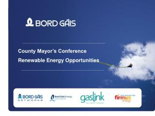 County Mayor's Conference Renewable Energy Opportunities