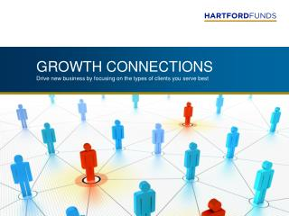 GROWTH CONNECTIONS Drive new business by focusing on the types of clients you serve best