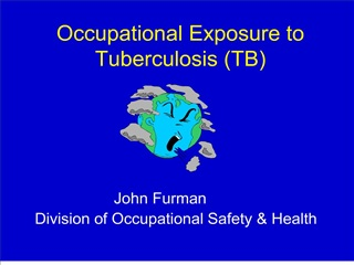 occupational exposure to tuberculosis tb