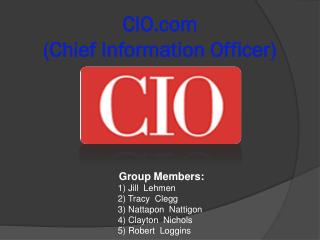 CIO.com (Chief Information Officer)