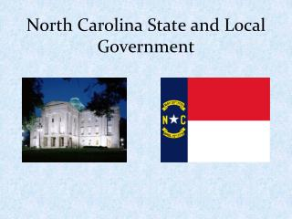 North Carolina State and Local Government