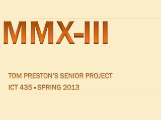 MMX-III