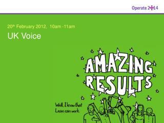 UK Voice