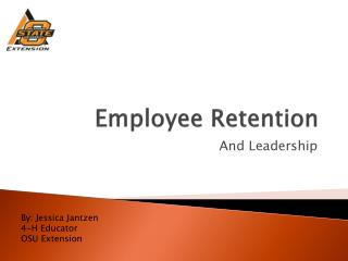 powerpoint presentation of employee retention Employee retention a presentation – a free powerpoint ppt presentation (displayed as a flash slide show) on powershowcom - id: 3e67ae-zdm0y.