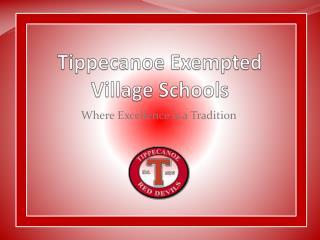 Tippecanoe Exempted Village Schools
