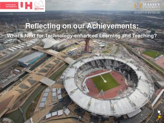 Reflecting on our Achievements: What's Next for Technology-enhanced Learning and Teaching?